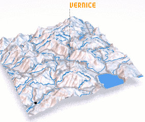 3d view of Vernicë