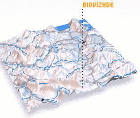 3d view of Biovizhdë