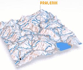 3d view of Pralenik