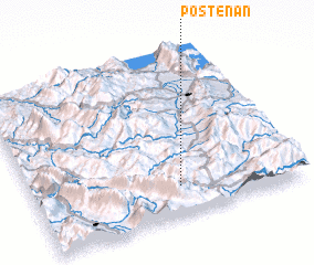 3d view of Postenan
