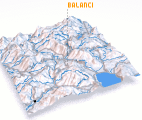 3d view of Balanci