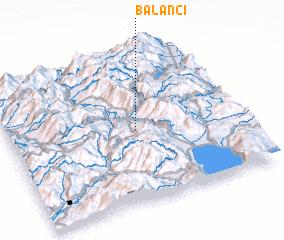 3d view of Balanci