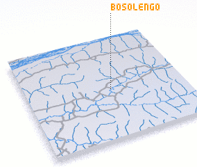 3d view of Boso-Lengo