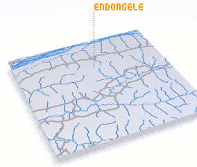 3d view of Endongele