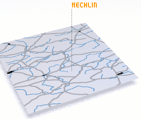 3d view of Mechlin
