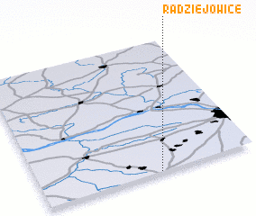3d view of Radziejowice