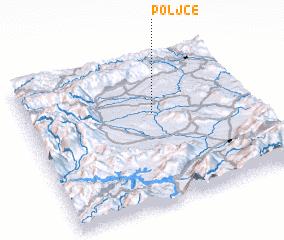 3d view of Poljce