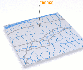 3d view of Ebongo