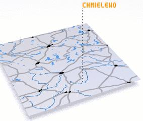 3d view of Chmielewo