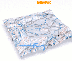 3d view of Renovac