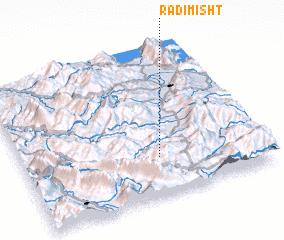 3d view of Radimisht