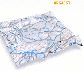 3d view of Orgjost