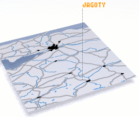3d view of Jagoty