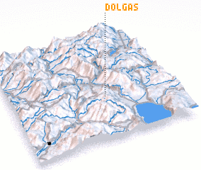 3d view of Dolgaš