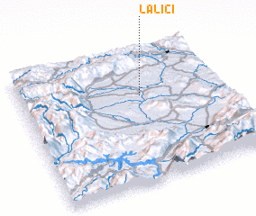 3d view of Lalici
