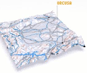 3d view of Orčuša
