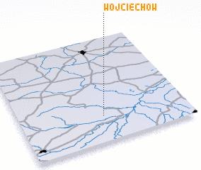 3d view of Wojciechów