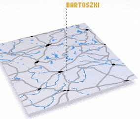 3d view of Bartoszki