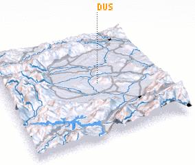 3d view of Duš
