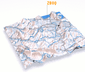3d view of Zboq