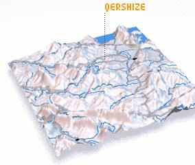 3d view of Qershizë