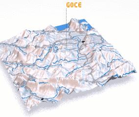 3d view of Goçë
