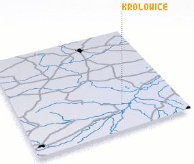 3d view of Krółowice