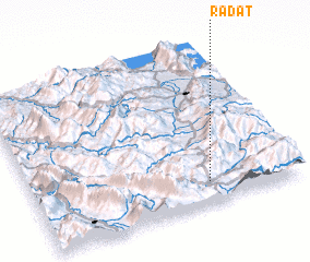 3d view of Radat