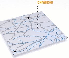 3d view of Chrabków