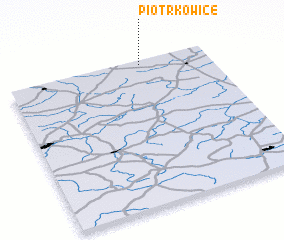 3d view of Piotrkowice