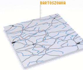3d view of Bartoszówka