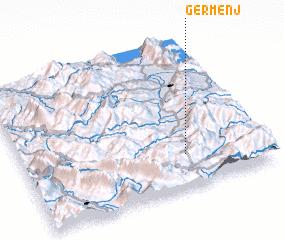 3d view of Gërmenj