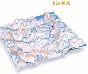 3d view of Bejkovë