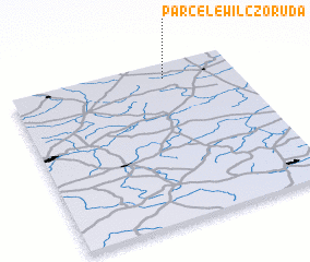 3d view of Parcele Wilczoruda