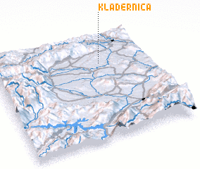 3d view of Kladernica