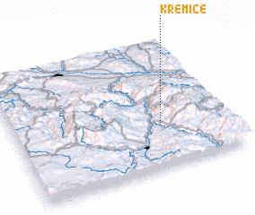 3d view of Kremiće
