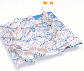 3d view of Maliq