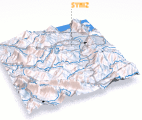 3d view of Symiz