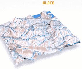 3d view of Klocë