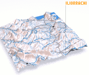 3d view of Iliórrachi