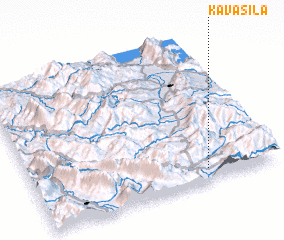 3d view of Kavásila