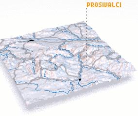 3d view of Prošivalci