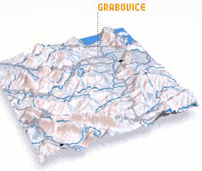 3d view of Grabovicë