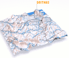 3d view of Drithas