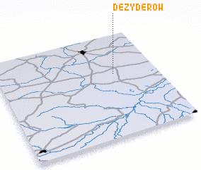 3d view of Dezyderów