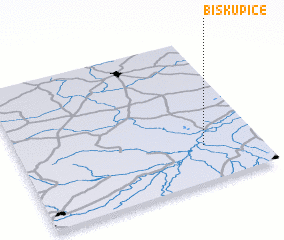 3d view of Biskupice