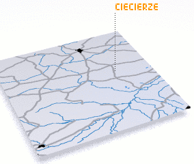 3d view of Ciecierze