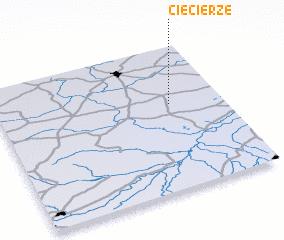 3d view of Ciecierze