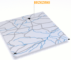 3d view of Brzezinki