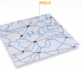 3d view of Próle